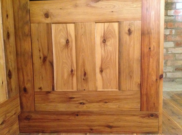 All The Kitchen Cabinetry Is Made From Old Callitris Murray Pine